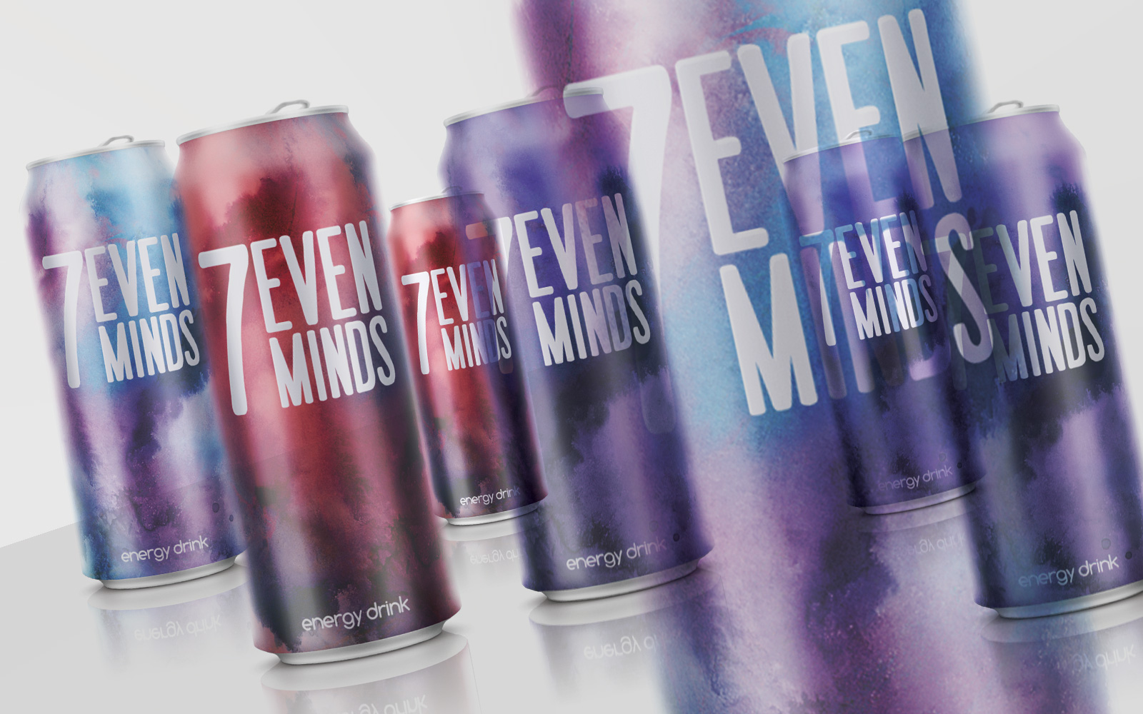 7minds packaging and brand identity (limited edition)