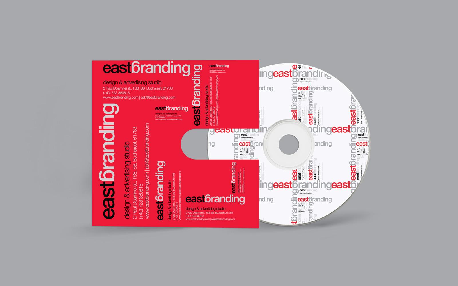 Eastbranding brand identity