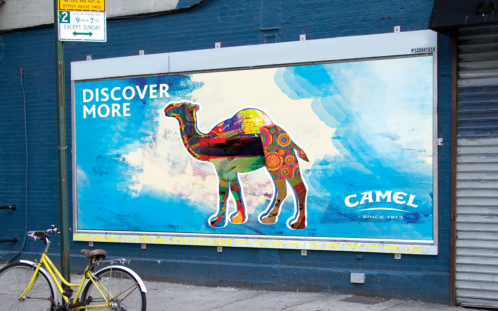Camel promotional campaign