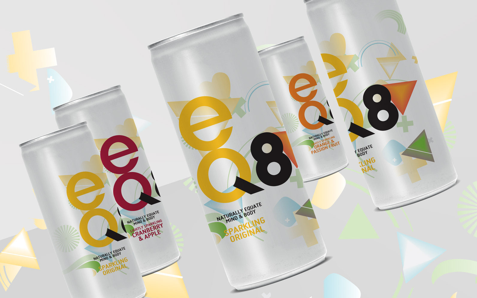 EQ8 packaging design